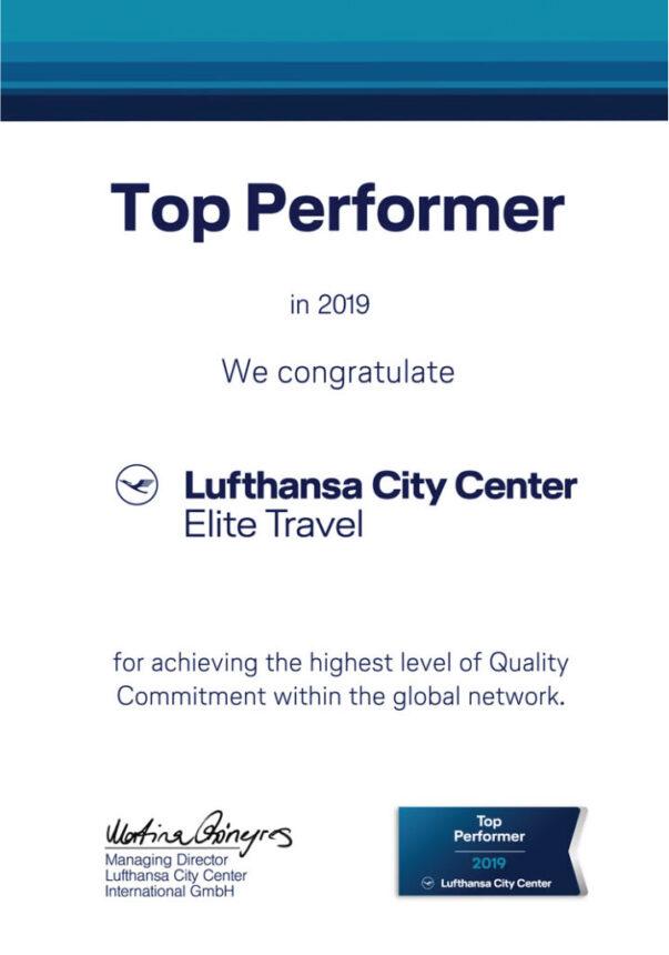 ETG certificates