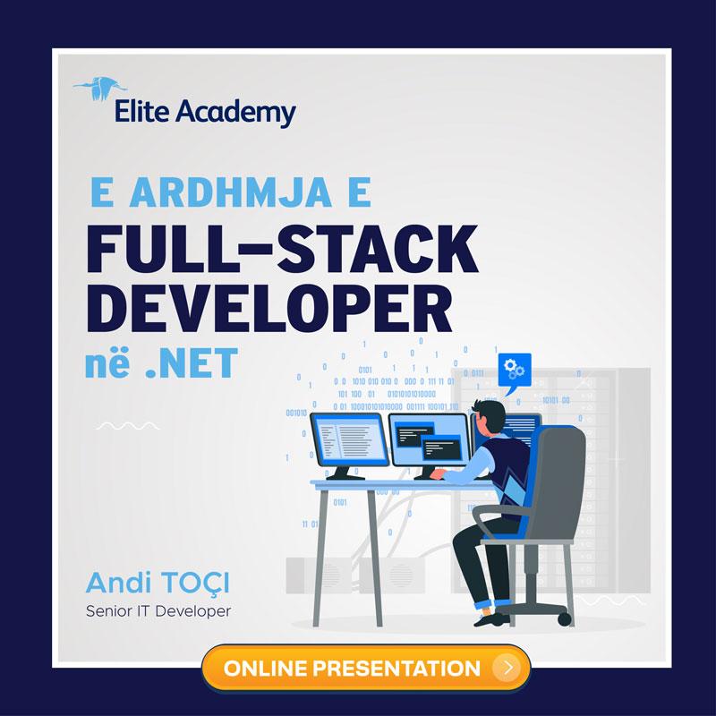 Full Stack Developer in .Net_