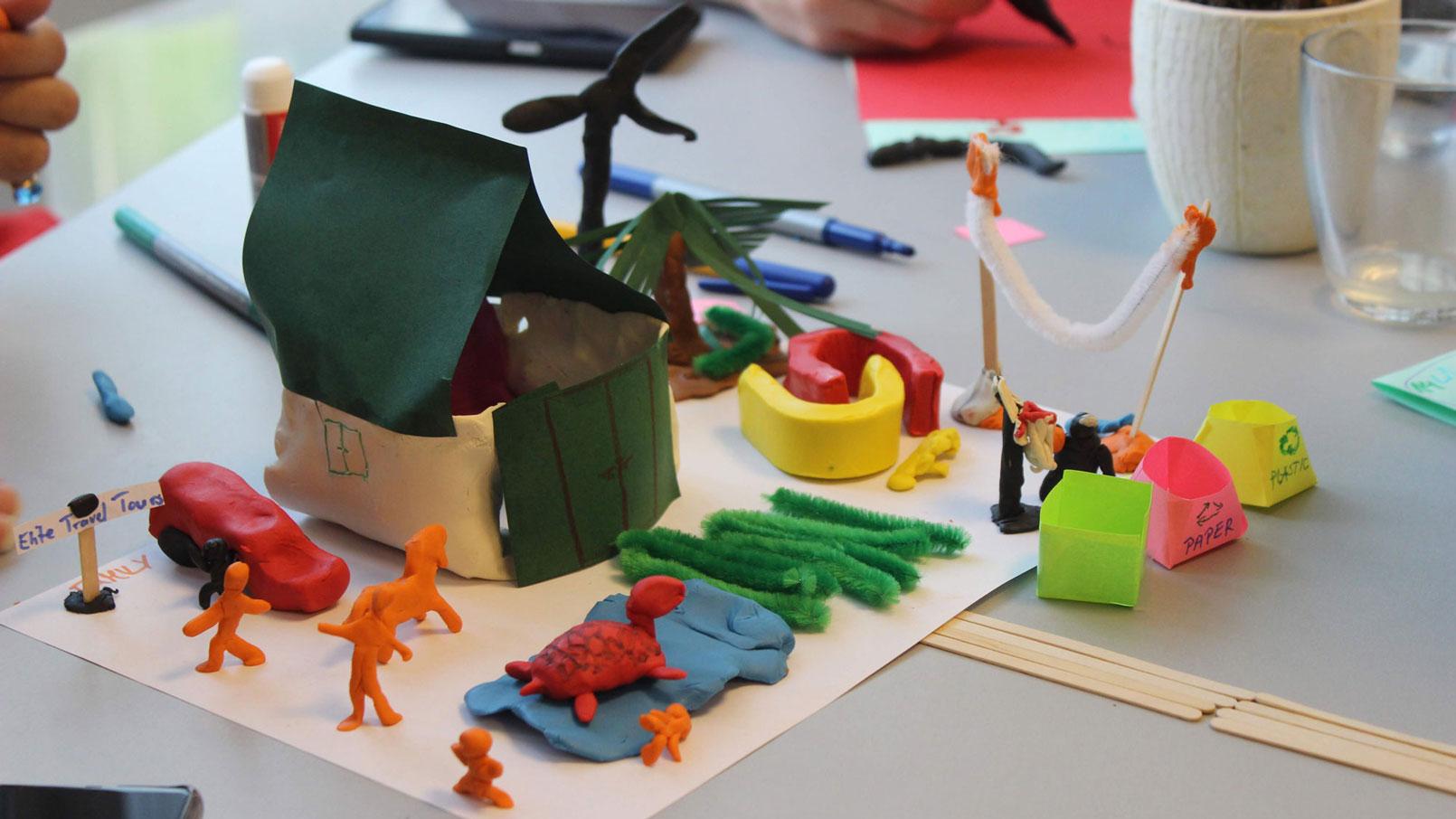 The creative playground