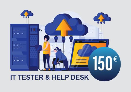 IT Tester & Help Desk