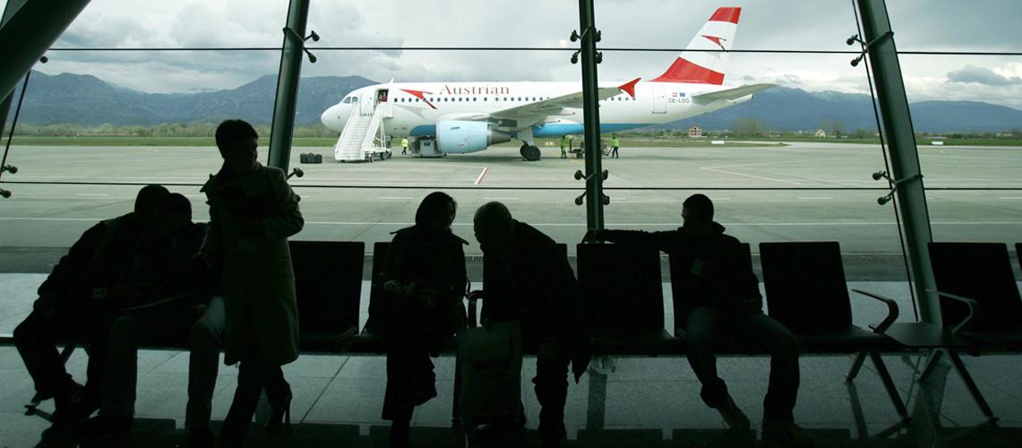 Rinas Airport