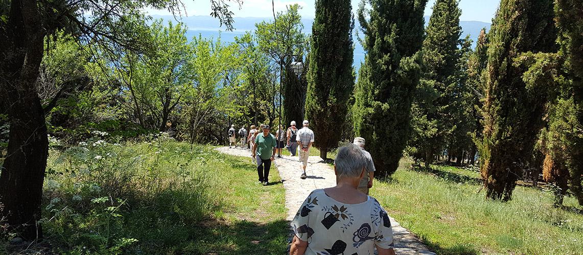 ohrid excursion israel tourists